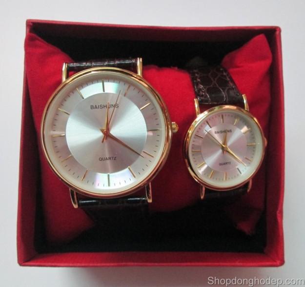 đồng hồ đôi baishuns d05