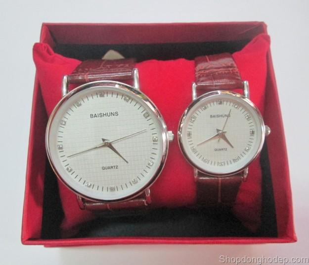đồng hồ đôi baishuns d10