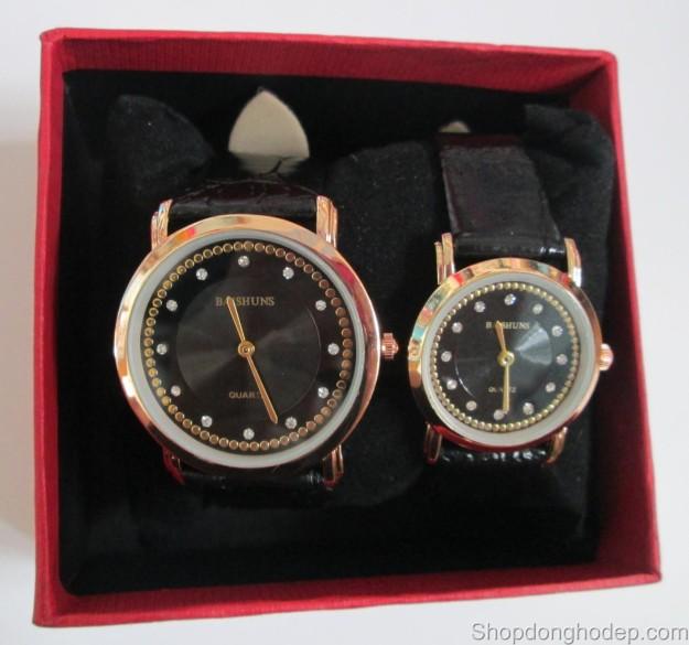 đồng hồ đôi baishuns d11