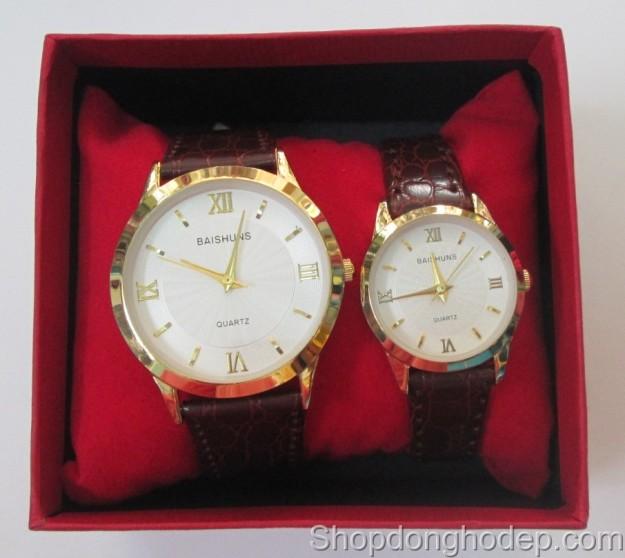đồng hồ đôi baishuns d13