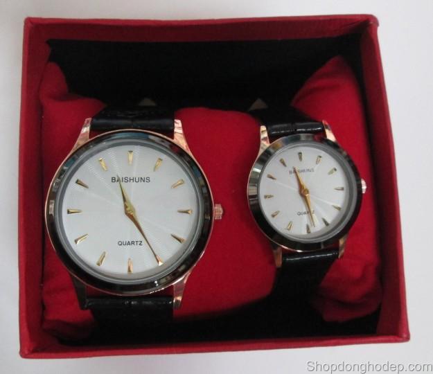 đồng hồ đôi baishuns d14