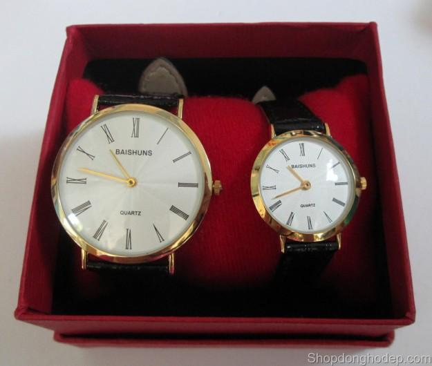 đồng hồ đôi baishuns d15