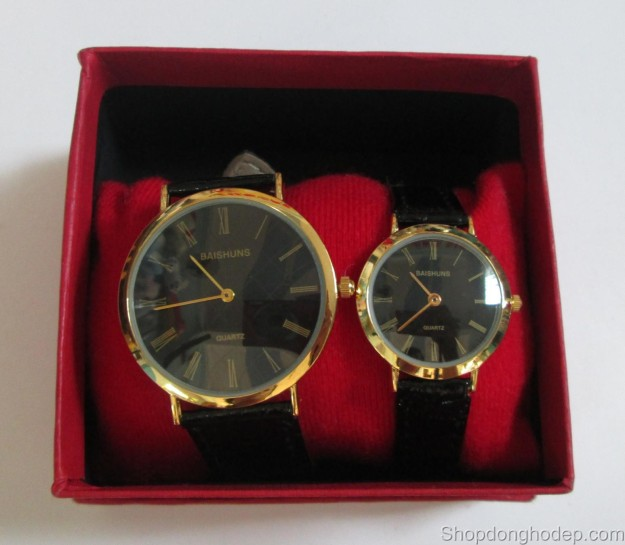 đồng hồ đôi baishuns d16