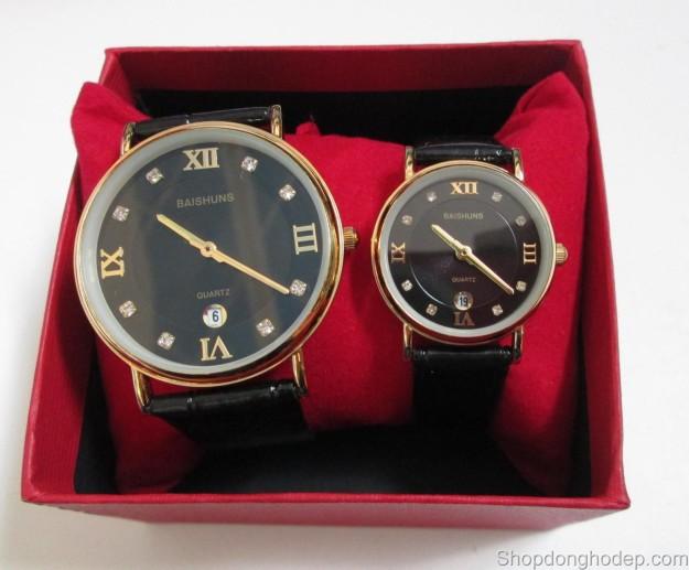 đồng hồ đôi baishuns d22