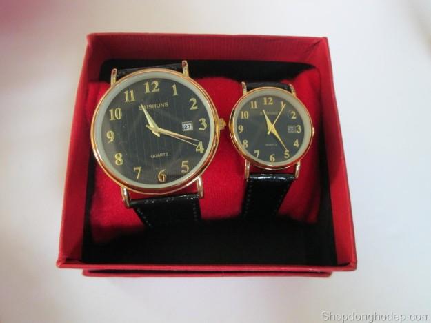 đồng hồ đôi baishuns d18