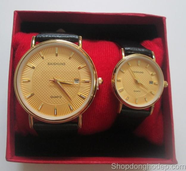 đồng hồ đôi baishuns d21