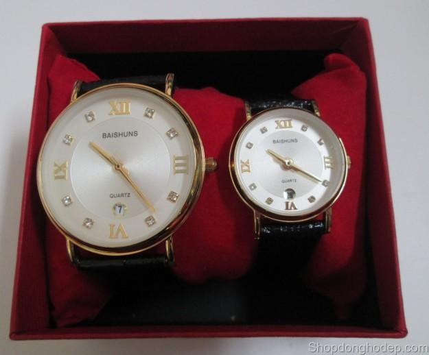 đồng hồ đôi baishuns d23