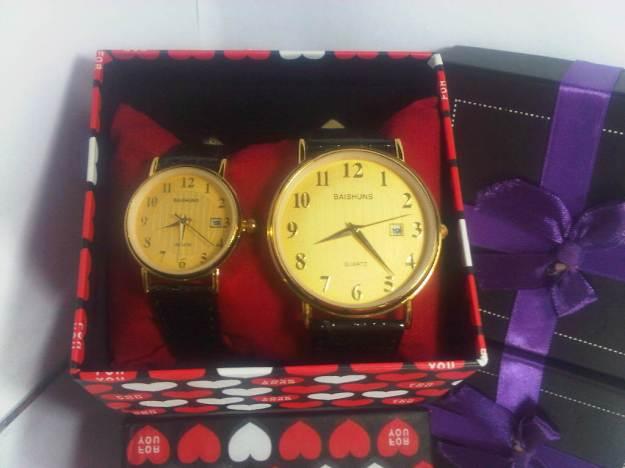đồng hồ đôi baishuns d01