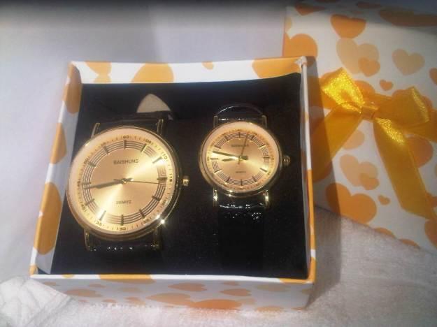 đồng hồ đôi baishuns d02