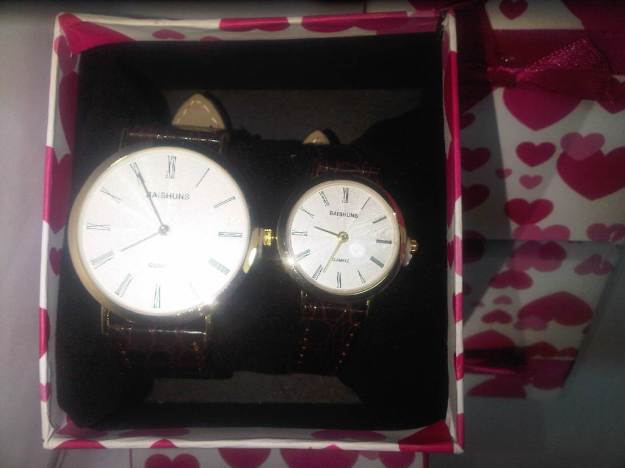 đồng hồ đôi baishuns d03