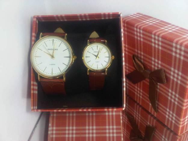 đồng hồ đôi baishuns d04