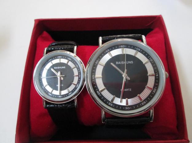 đồng hồ đôi baishuns d06