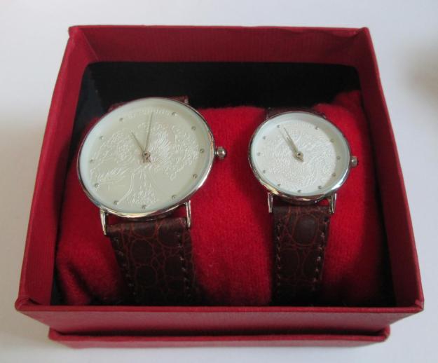 đồng hồ đôi baishuns d08
