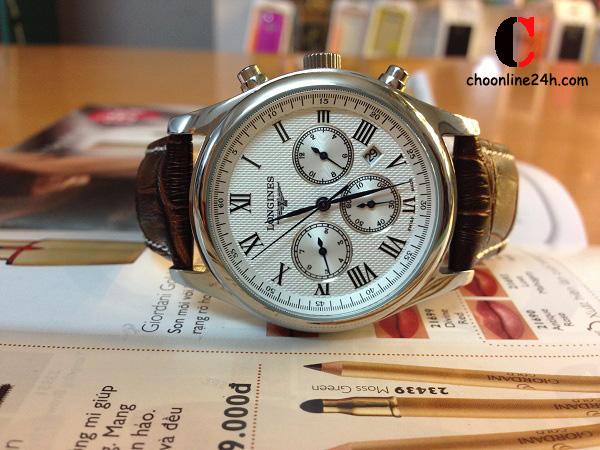 đồng hồ đeo tay nam 1